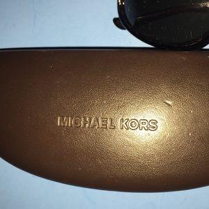 Michael Kors glass case